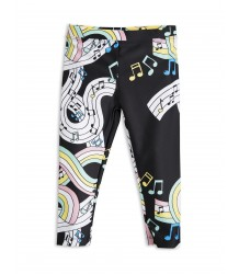 Mini Rodini MELODY Leggings Mini Rodini FLOWERS Leggings