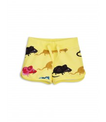 Mini Rodini MOUSE Sweatshorts Mini Rodini MOUSE Sweatshorts