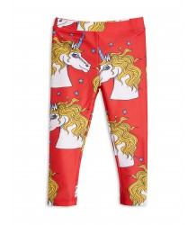 Mini Rodini UNICORN Fancy Leggings Mini Rodini GARDEN Leggings