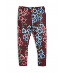 Mini Rodini DAISY Leggings Mini Rodini FLOWERS Leggings