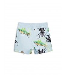 Mini Rodini INSECTS Sweatshorts Mini Rodini INSECTS Sweatshorts