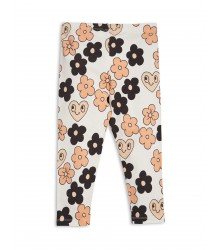 Mini Rodini FLOWERS Leggings Mini Rodini FLOWERS Leggings