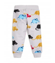 Mini Rodini MOUSE Sweatpants Mini Rodini MOUSE Sweatpants