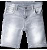 Someday Soon Carl Jogg Denim Shorts Someday Soon Carl Jogg Denim Shorts grey