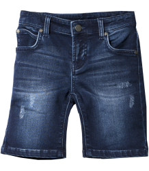 Someday Soon Carl Jogg Denim Shorts Someday Soon Carl Jogg Denim Shorts blue