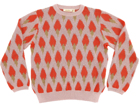 Soft Gallery Peggy Knit IKAT