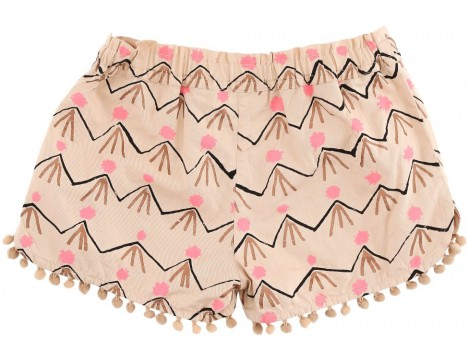 Soft Gallery Doria Shorts BIG VOLCANO
