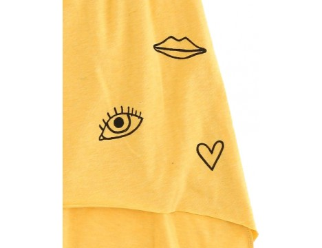 Soft Gallery Maze Skirt FEATURES