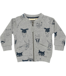 Soft Gallery Shay Sweat Jacket ANIMALS Soft Gallery Shay Sweat Jacket ANIMALS