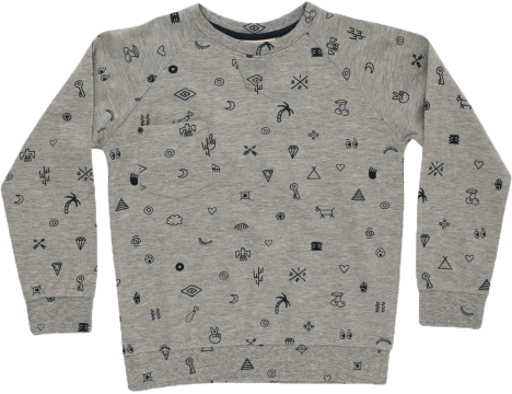 Soft Gallery Ryan Sweatshirt ELEMENTS