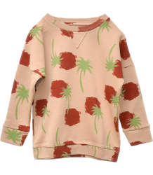 Little Man Happy PALM BEACH Loose Sweater Little Man Happy PALM BEACH Loose Sweater