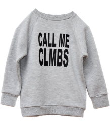 Little Man Happy CALL ME CLMBS Basic Sweater Little Man Happy CALL ME CLMBS Basic Sweater