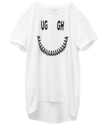 Little Man Happy UGGHAAA Longline Shirt Little Man Happy UGGHAAA Longline Shirt