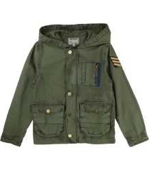 Zadig & Voltaire Kid Parka Army MR.COOL Zadig & Voltaire Kid Parka Army MR.COOL