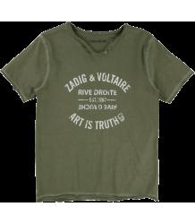 Zadig & Voltaire Kids Short sleeve Tee ART Zadig & Voltaire Kid Short sleeve Tee KIDS