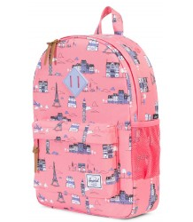 Herschel Heritage Backpack Youth Herschel Heritage Youth Paris pink