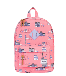 Herschel Heritage Backpack Kid Herschel Heritage Kid paris pink