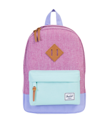 Herschel Heritage Backpack Kid Herschel Heritage Kid Fuschia Crosshatch