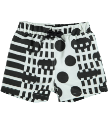 Kidscase Alf Sand Shorts Kidscase Alf Sand Shorts  black and white