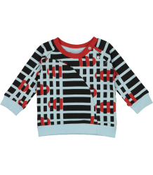 Kidscase Jogging Alf Organic Sweater Kidscase Jogging Alf Organic Sweater graphic