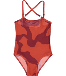Kidscase Beach Suit Kidscase Fish Suit red