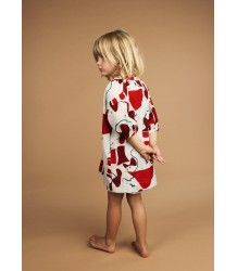 Kidscase Lilly Dress Kidscase Gena Dress red