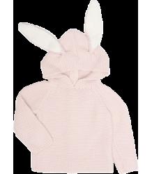 Oeuf NYC Bunny Hoodie Oeuf NYC Bunny Hoodie pink