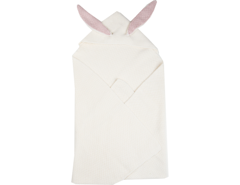 Oeuf NYC Bunny Ears Blanket