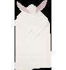 Oeuf NYC Bunny Ears Blanket Oeuf NYC Bunny Ears Blanket white