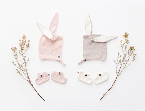 Oeuf NYC Bunny Hat