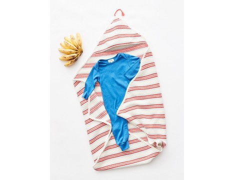 Oeuf NYC Striped Blanket