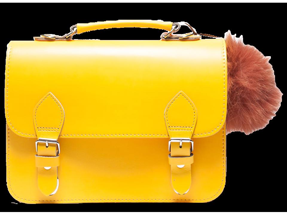 Schoudertas Polder : Zorrro belgium briefcase orange mayonnaise