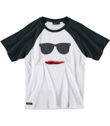 Yporqué COOL Pocket Raglan Tee Yporque COOL Pocket Raglan Tee