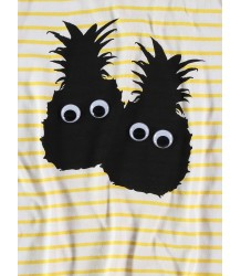 Yporqué Striped PINEAPPLE EYES Tee
