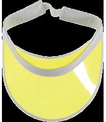Yporqué Neon Visor Cap Yporque Neon Visor Cap Yellow