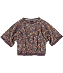 Yporqué Sweat Poncho MULTI Yporque Dolman Sweat Poncho