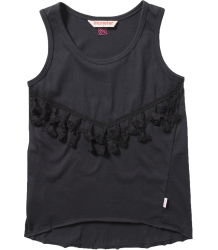 Munster Kids Tassel Tank Munster Kids Tassel Tank black