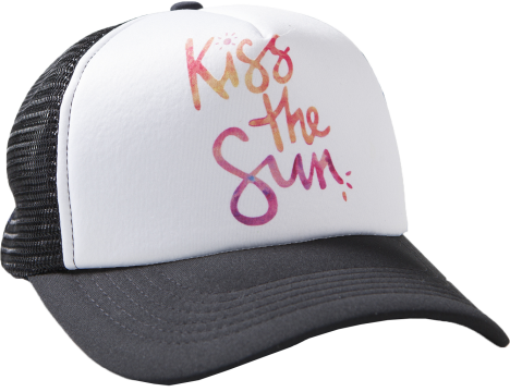 Munster Kids Trucker Cap KISS KISS
