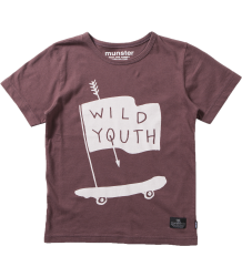 Munster Kids Wild Wheels Tee Munster Kids Wild Wheels Tee