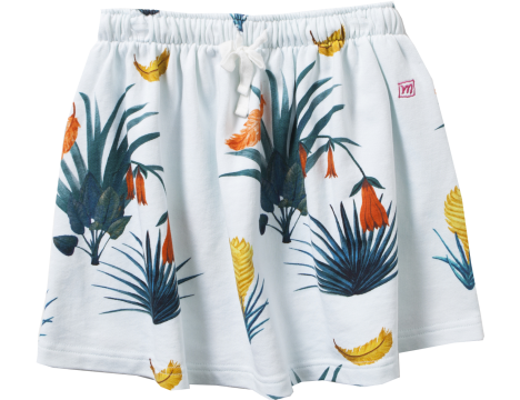 Munster Kids Palm Island Skirt