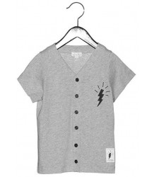 Civiliants Button Tee Civiliants Button Tee grey