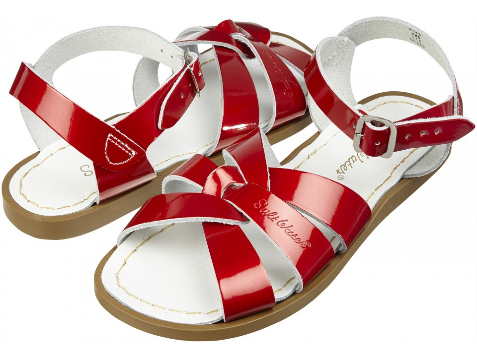 salt water sandals originals premium orange mayonnaise. Black Bedroom Furniture Sets. Home Design Ideas