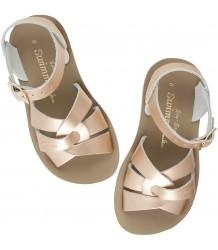 Salt Water Sandals Sun-San Swimmer Premium Salt Water Sandals Sun-San Swimmer Premium rose gold
