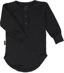 Mói Long Shirt Moi Long T solid black