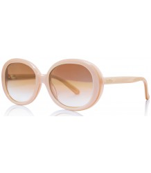 Sons + Daughters Jackie Sunglasses Sons Daughters Jackie Sunglasses Sand Pearl Mirror