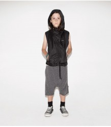 Nununu NYLON Hooded Vest Nununu NYLON Hooded Vest