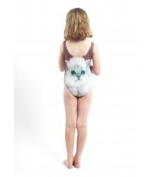 Popupshop Swimsuit UV FLUFFY CAT Popupshop Swimsuit UV FLUFFY CAT