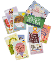 Milestone Cards Baby Cards Milestone Baby Cards Cards