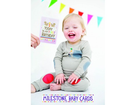 Milestone Cards Baby Cards