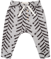 Little Indians Pants ARROW Little Indians Pants ARROW grey melange